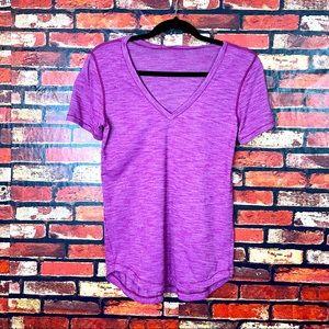Size 4/XS Lululemon Purple Shirt